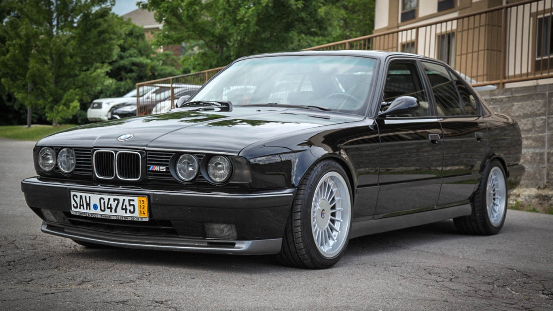 E34 M5 For Sale >> This Euro Spec 1991 Bmw M5 Is Clean Mean And On Ebay
