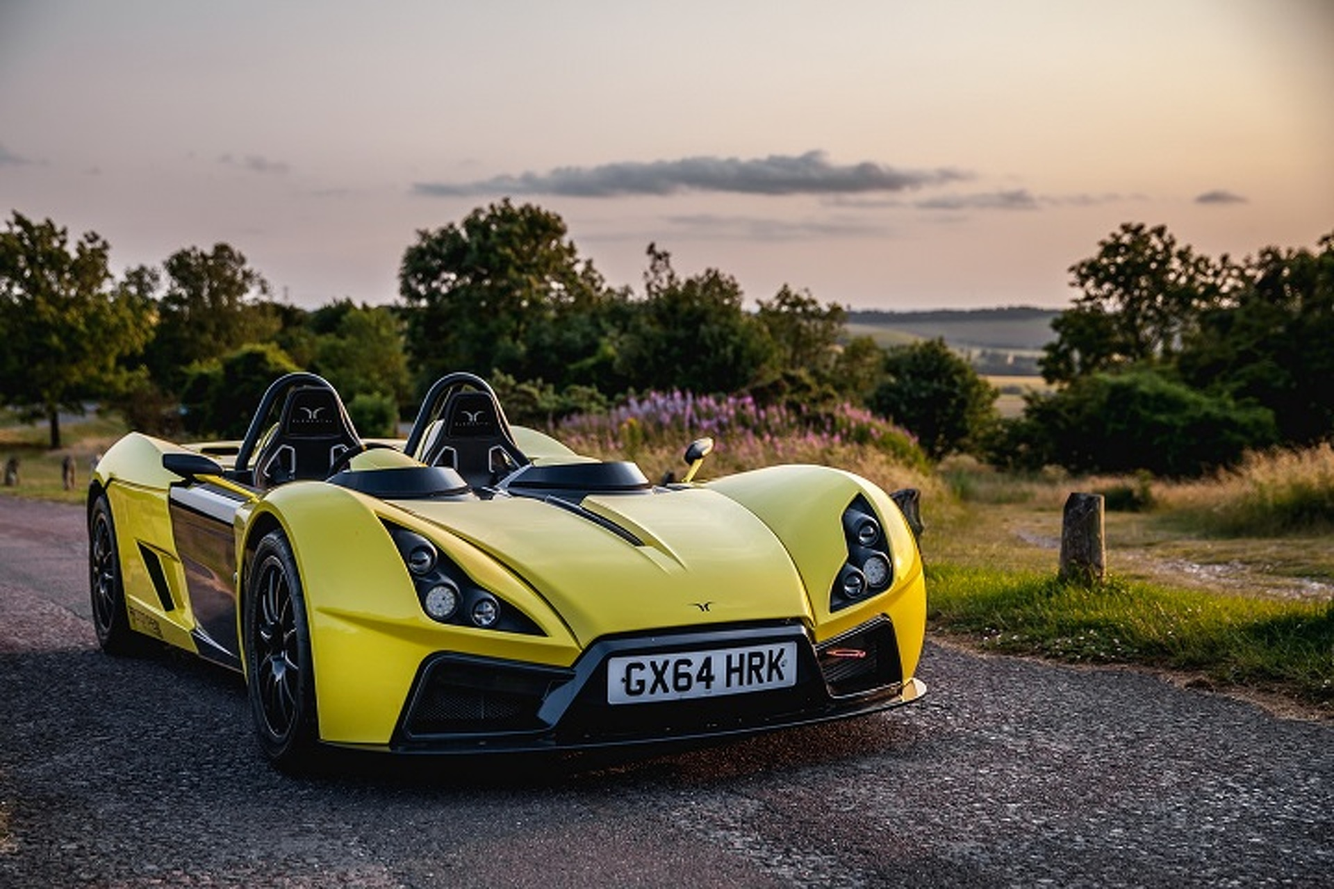 AllNew Elemental RP Is Ready To Show Off At Goodwood - Goodwood hardware car show