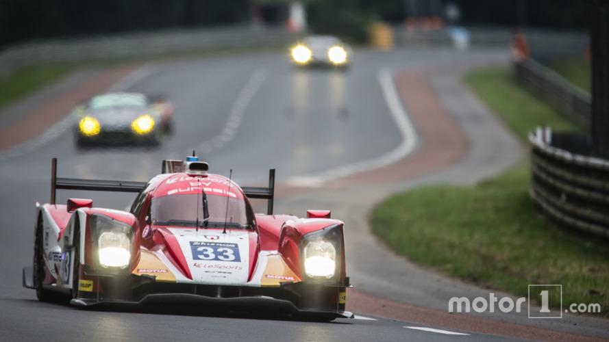 #33 Eurasia Motorsport Oreca 05 Nissan- Jun Jin Pu, Nick de Bruijn, Tristan Gommendy
