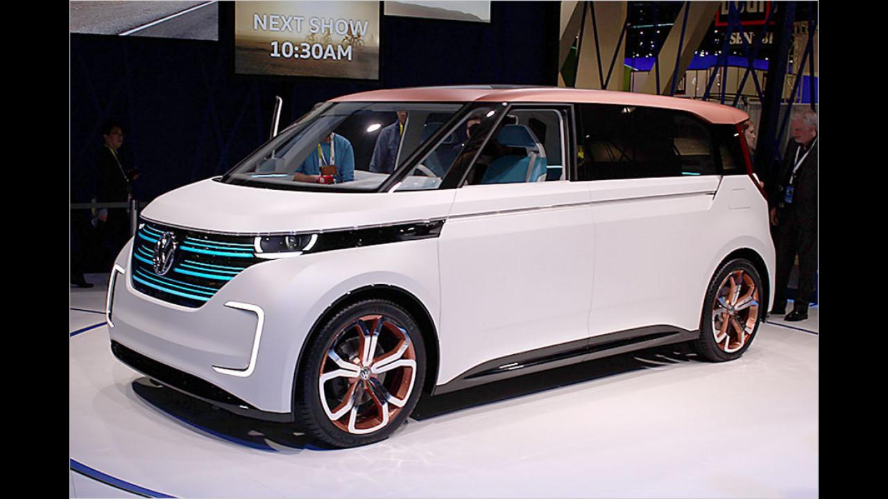 Budd-e läutet VW-Zukunft ein