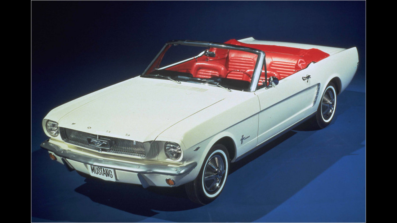 Ford Mustang Cabriolet (Goldfinger, 1964)