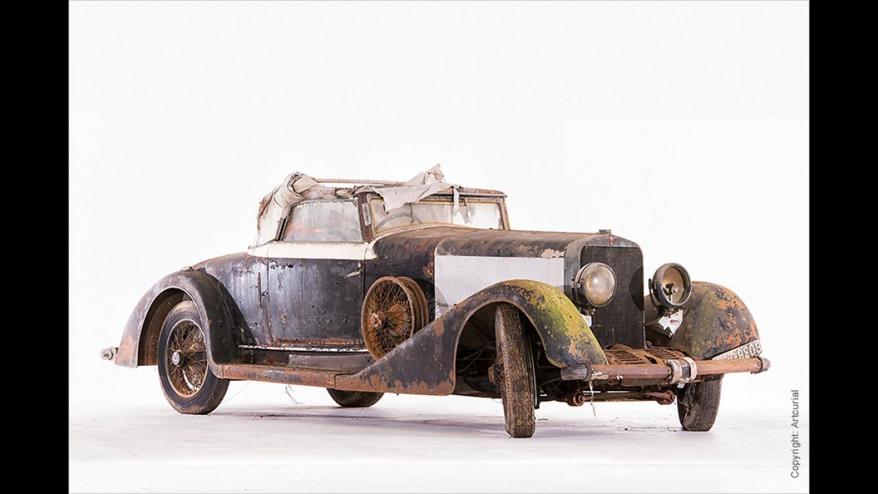 Hispano-Suiza H6B Cabriolet von Million Guiet (1925)