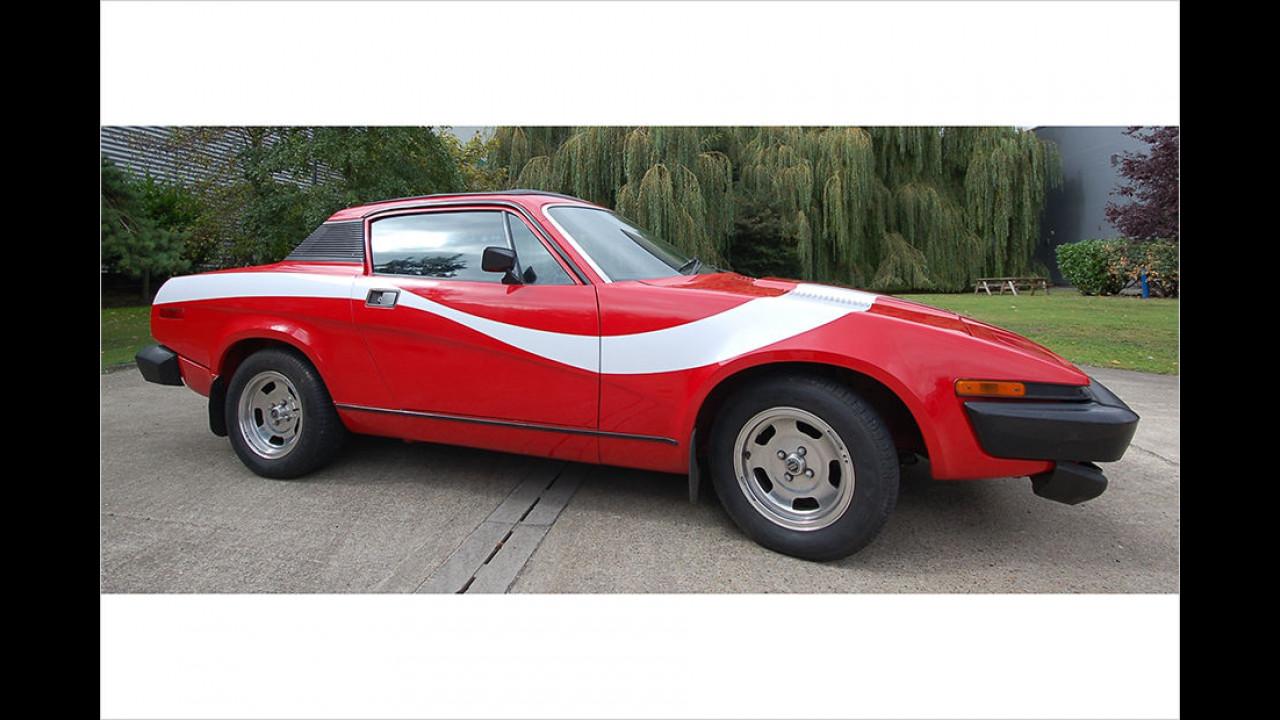 Triumph TR7 (1975)