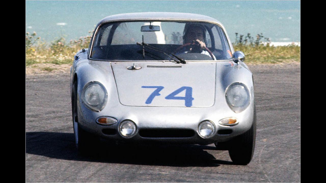 Der Porsche 356 B 2000 GS-GT (1962)