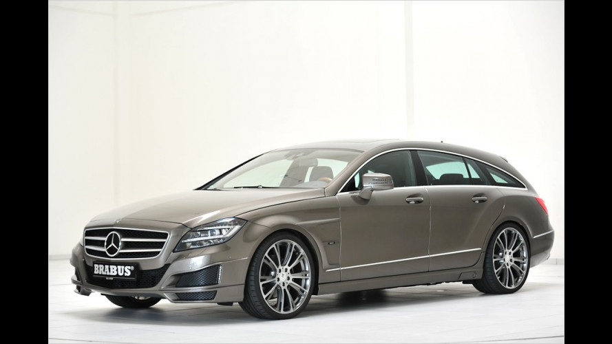 Brabus-Tuning für Mercedes CLS Shooting Brake