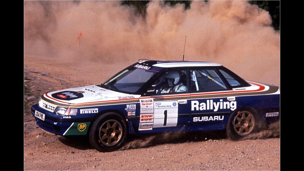 1989: Subaru Legacy