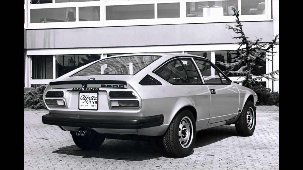 Alfetta GTV 2.6i V8