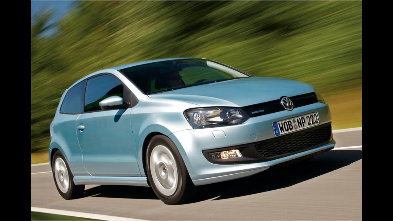VW Polo 1.2 TDI BlueMotion 87g