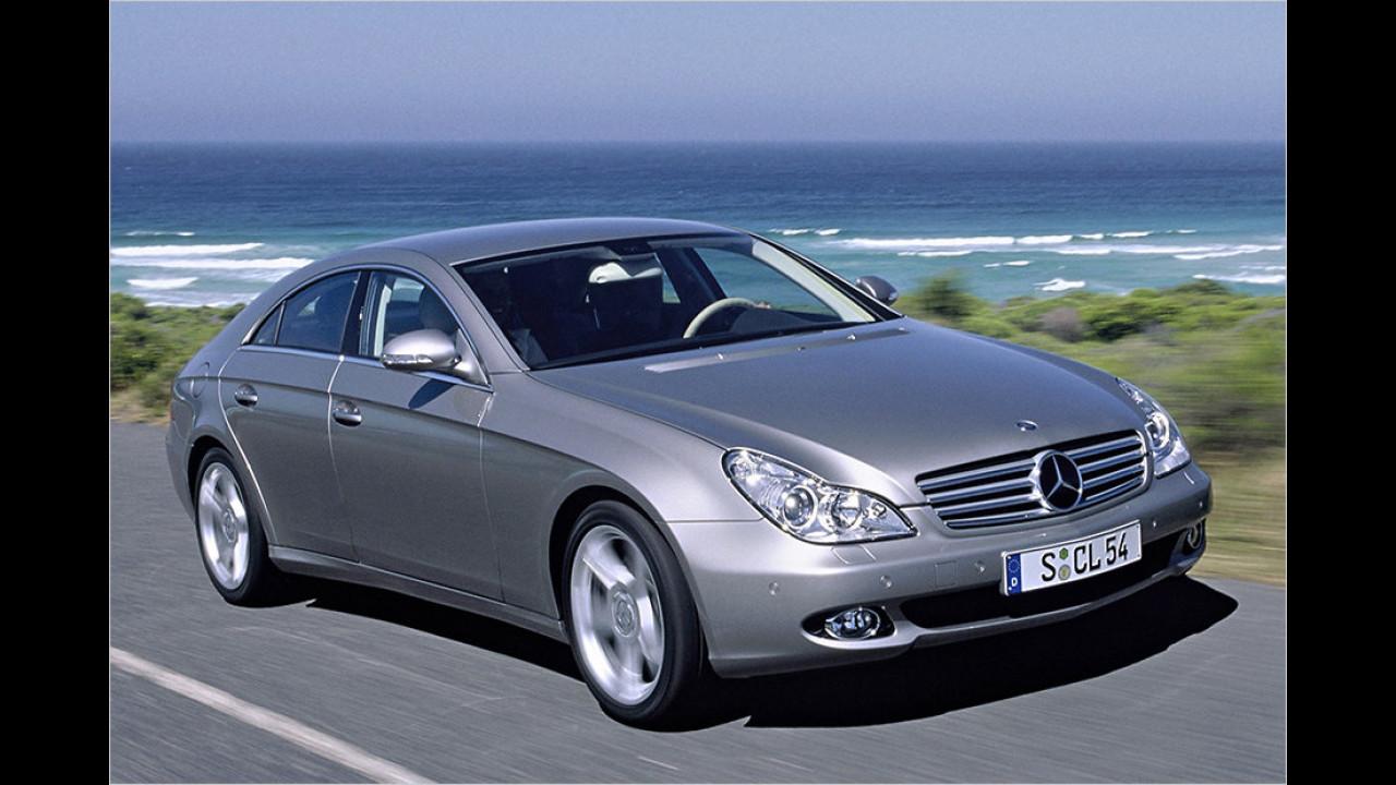 Mercedes CLS (C219): Ab 7.400 Euro