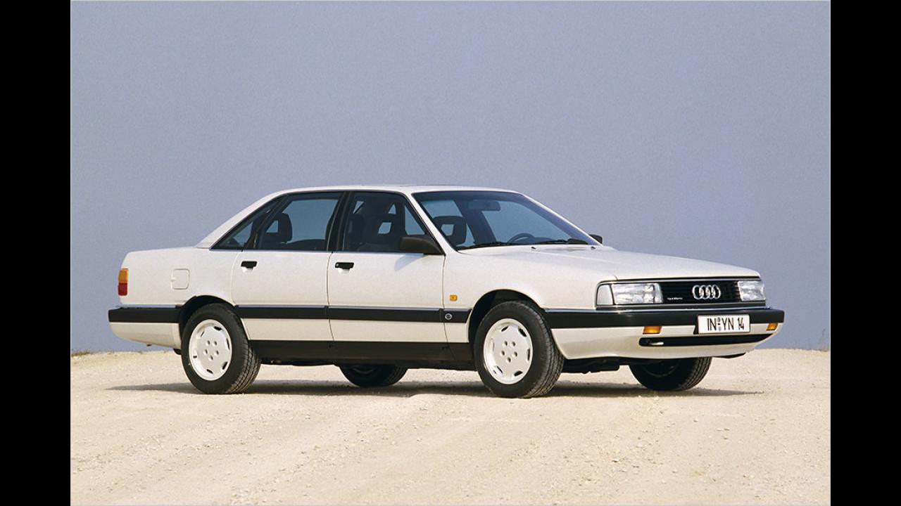 1988: Audi 200 quattro 20V