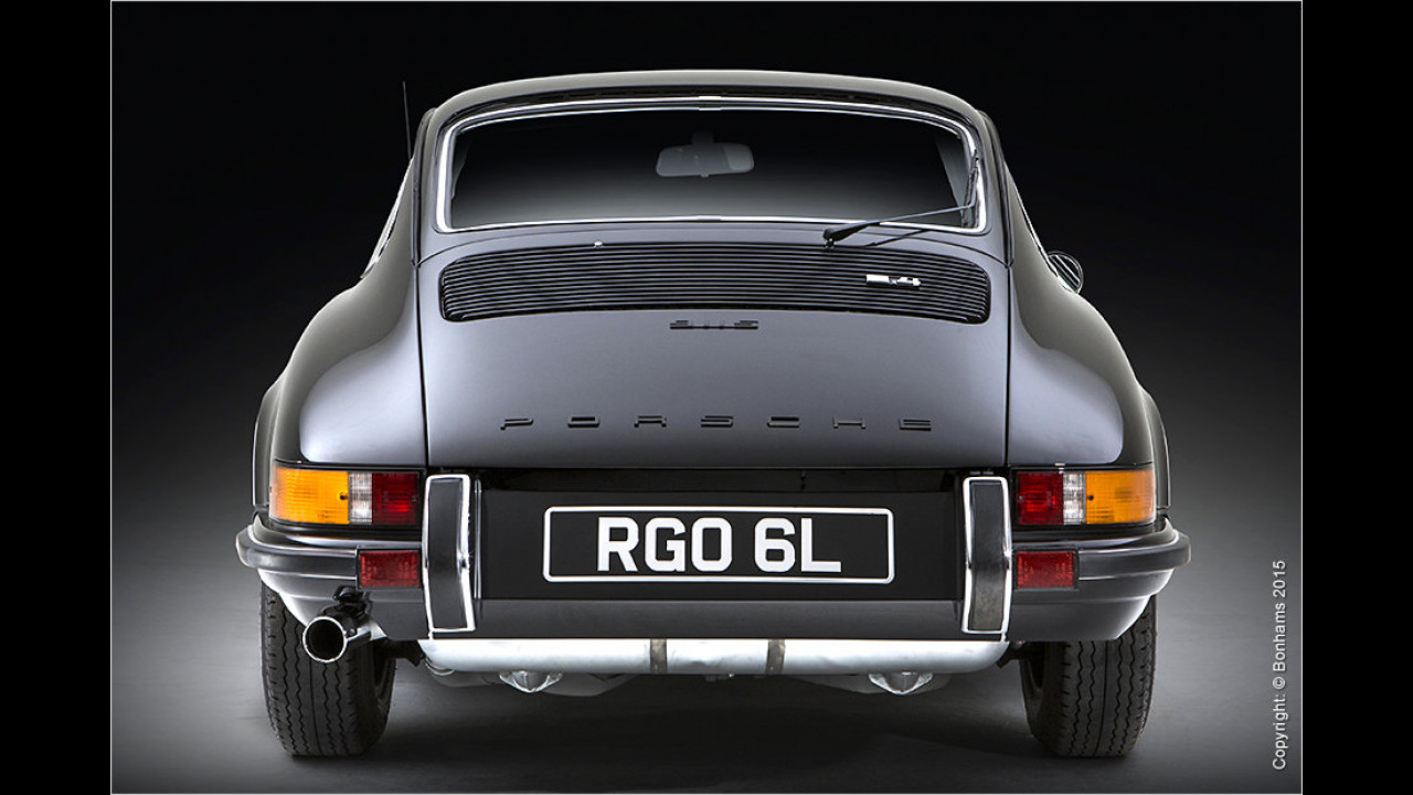 Porsche 911 S 2,4 Liter Coupé ,Richard Hamilton