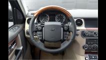 Land Rover macht Disco