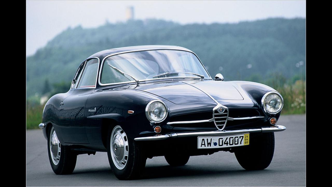 Giulia Sprint Speciale (1963)