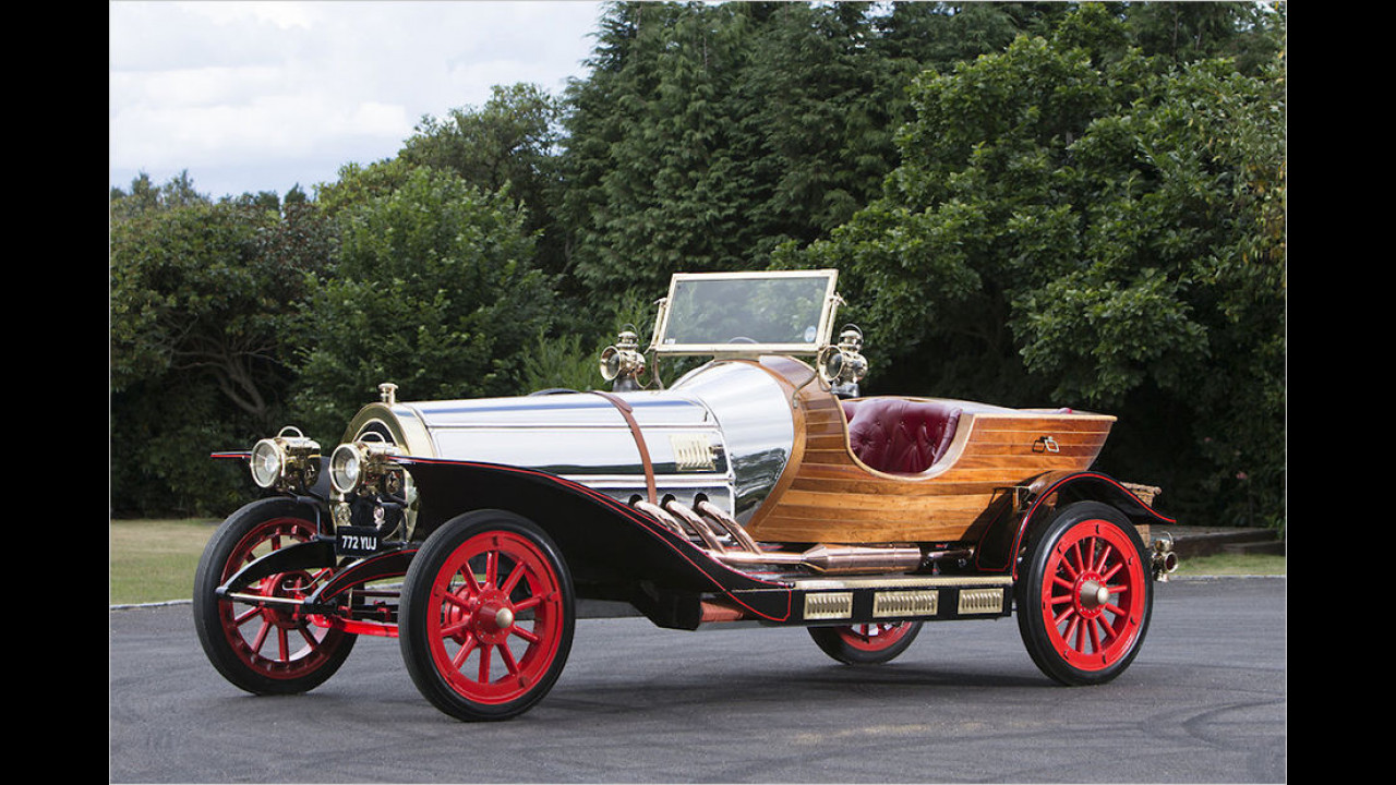1936 Chitty Chitty Bang Bang Replica