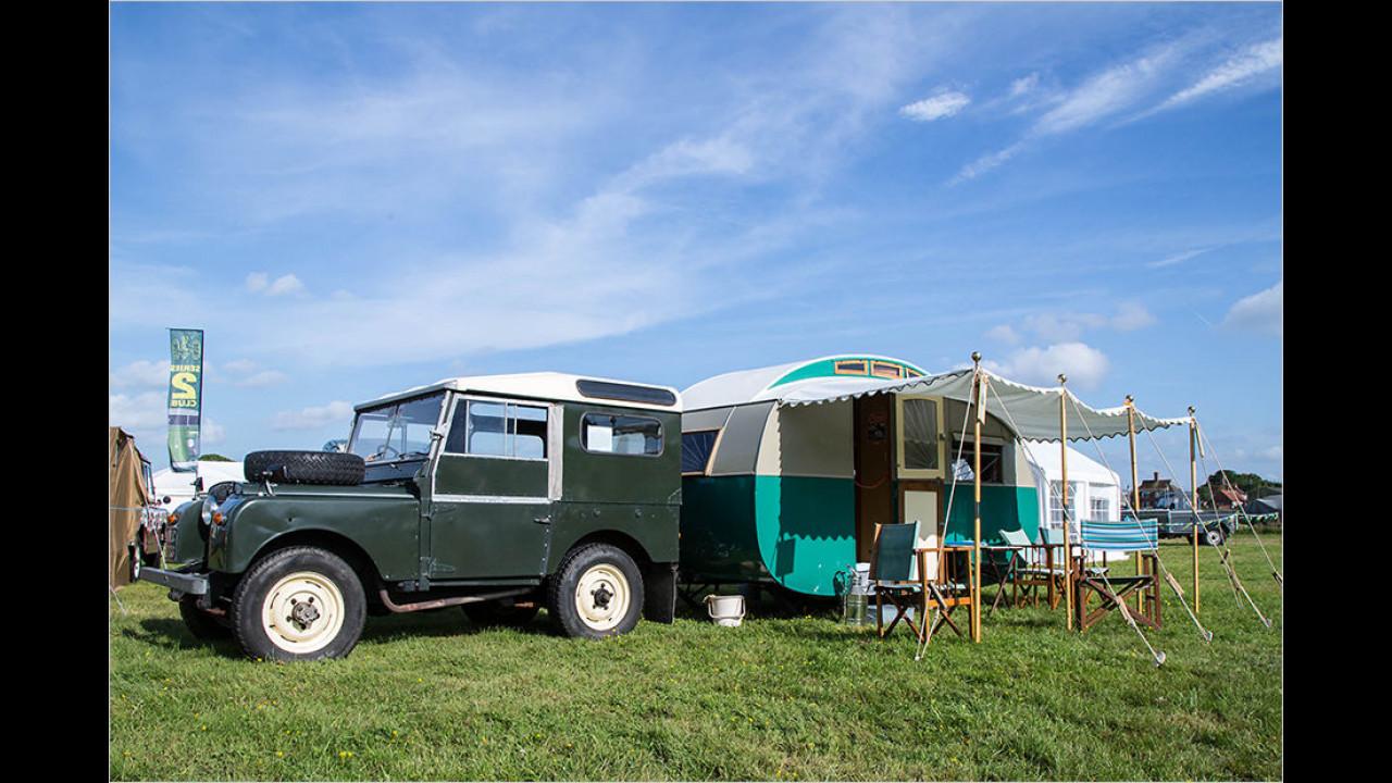 Camping mit Stil