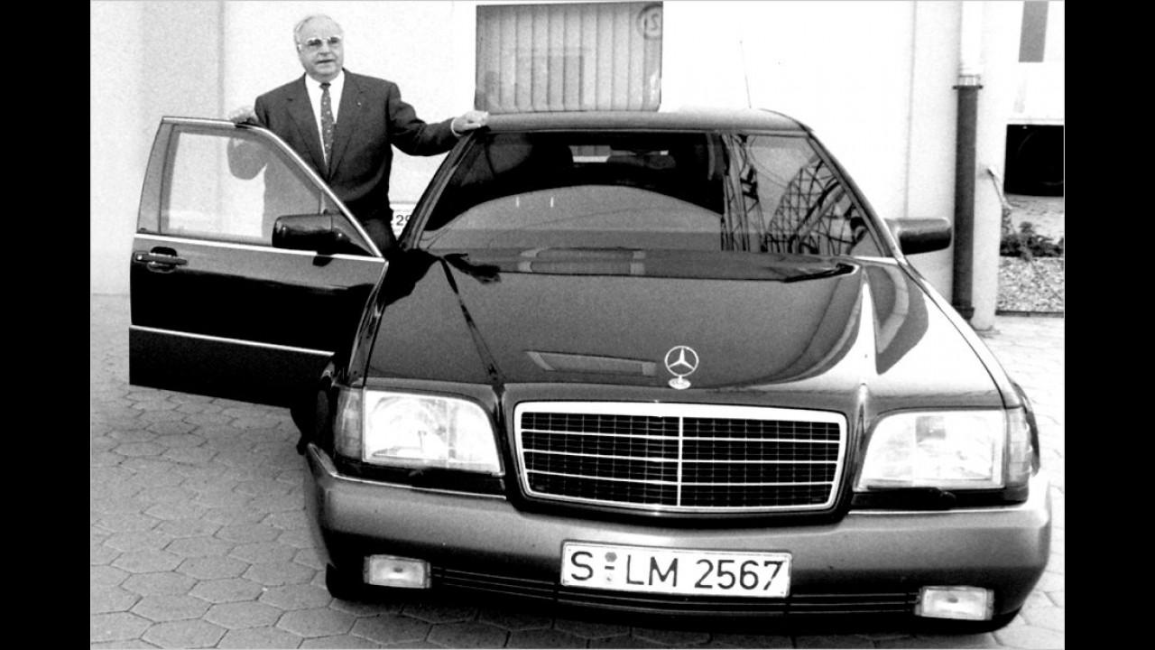 Mercedes 500 SEL (1993)
