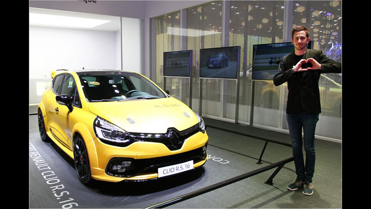 Top: Renault Clio R.S.16