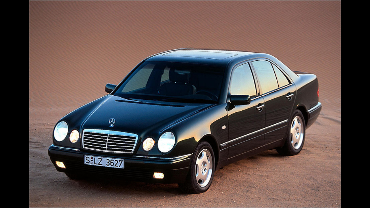 Mercedes W 210 (1995)