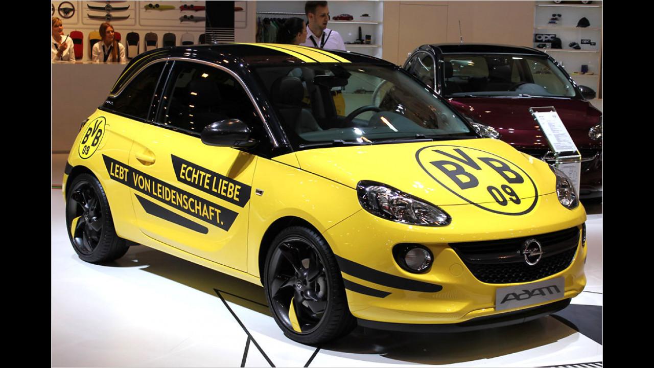 Opel Adam BVB