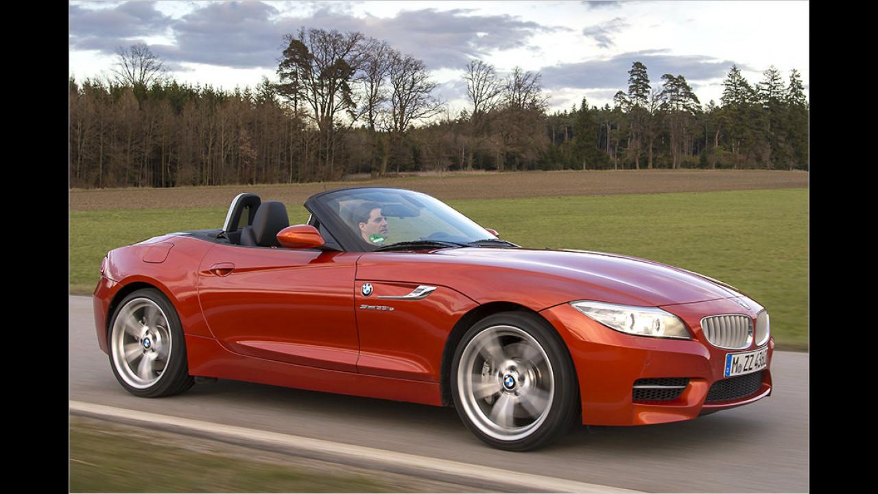 Platz 3: BMW Z-Modelle