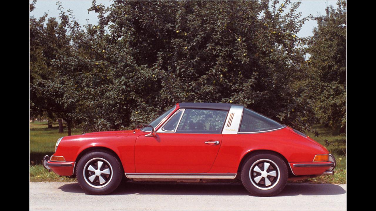 Targa: 1965 - 1973