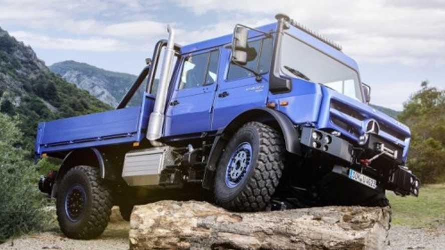 Daimler al Bauma 2019 con tutti Marchi e i modelli