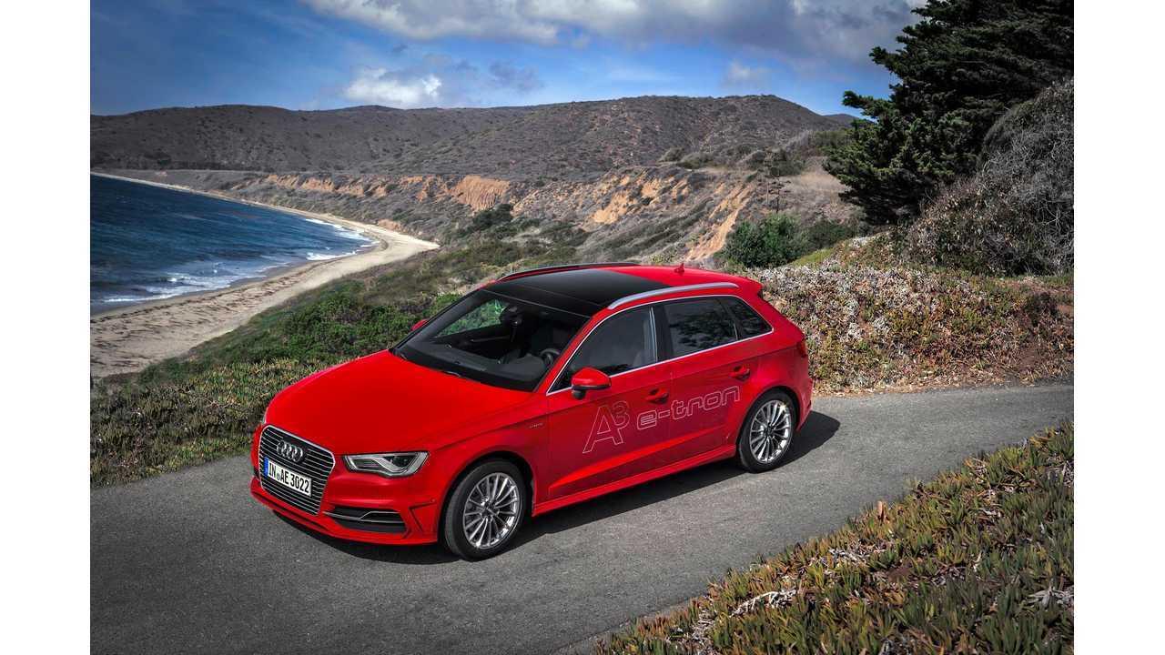 Audi A3 Sportback e-tron - Standard Panoramic Sunroof, Leather/Power Seats