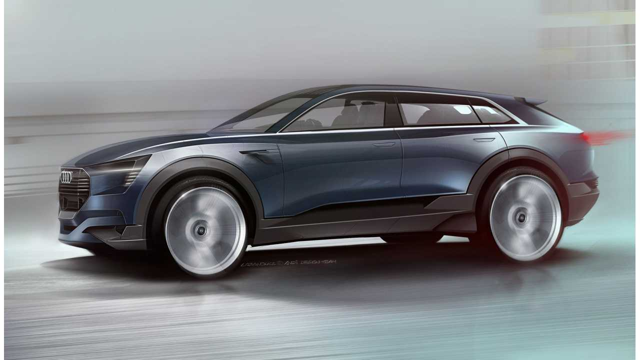 Audi Releases Details On 310-Mile All-Electric SUV