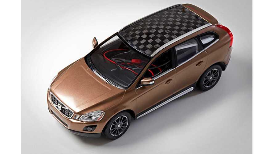 Wood-Based Carbon Fibre EV?