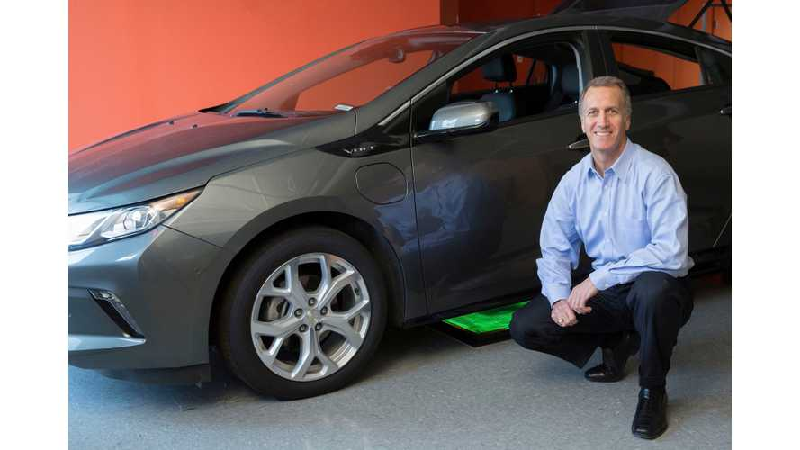 WiTricity Now Testing Wireless Charging With GM, 11 kW Chevy Volt Charging Anyone?