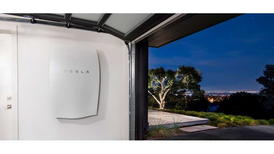 Early Tesla Powerwall Installations In UK Explored - Video