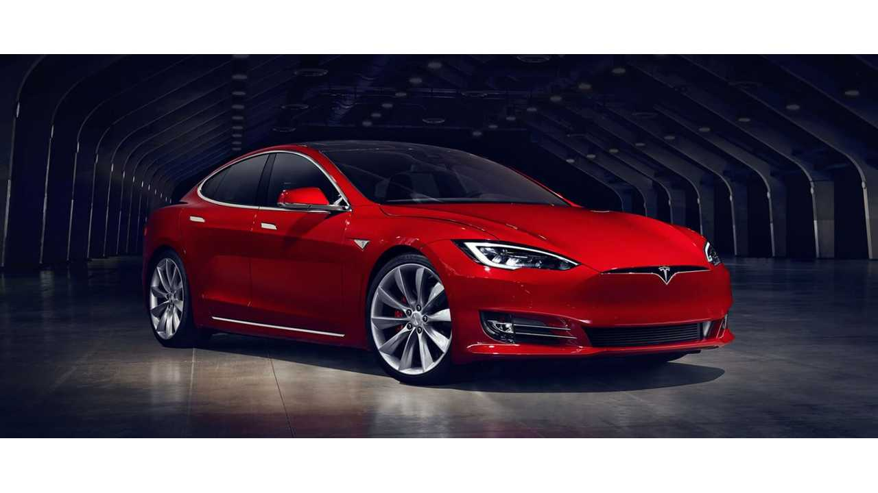 Tesla Officially Adds 4th Version Of Model S 75 Kwh