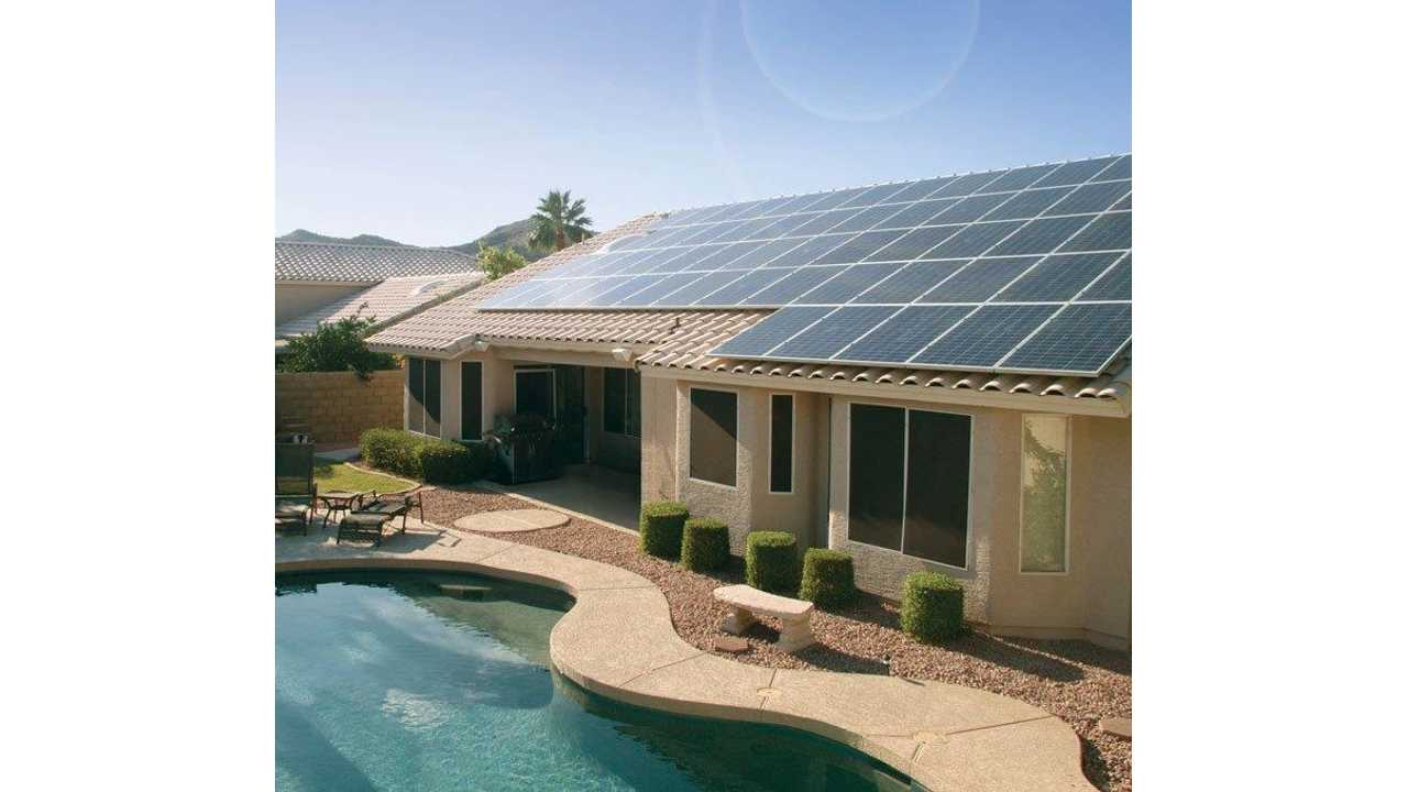 SolarCity Residential Install