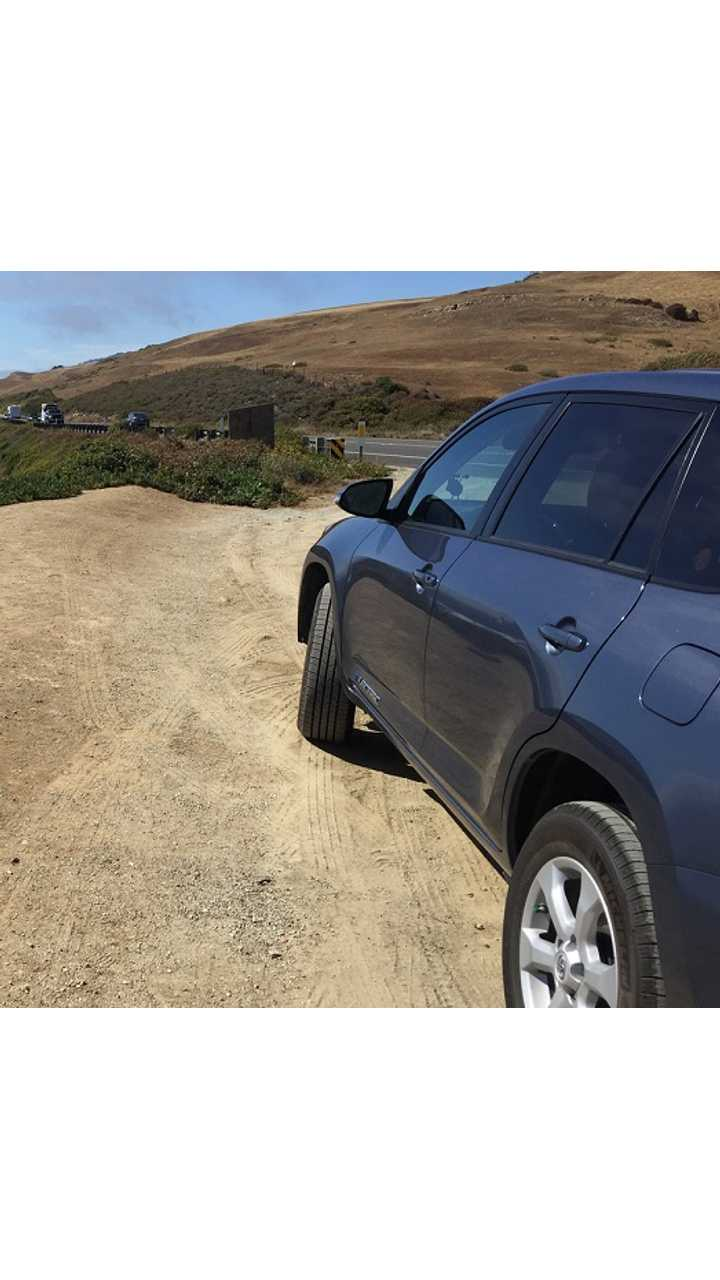 Travelogue: A 400 Mile DC Road Trip to Monterey In A Toyota RAV4 EV