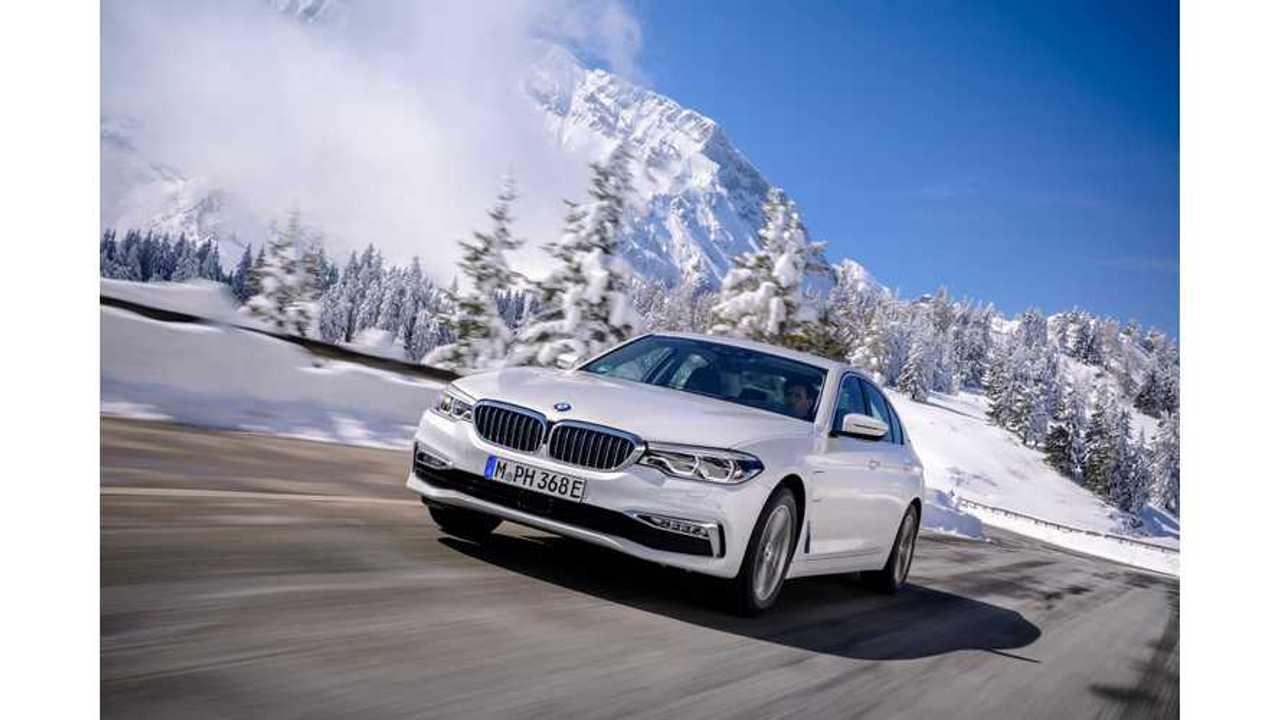 In U.S. BMW Group Encountered EV Sales Drop In January 2019