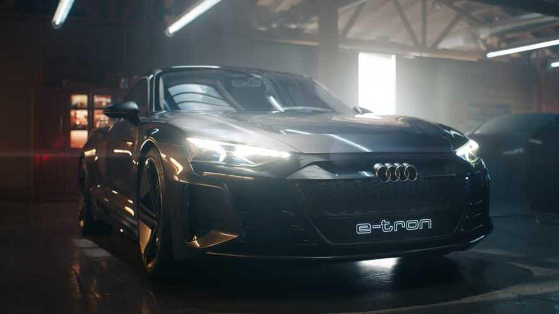 Audi E Tron Gt Super Bowl Commercial Is Dreamy Video