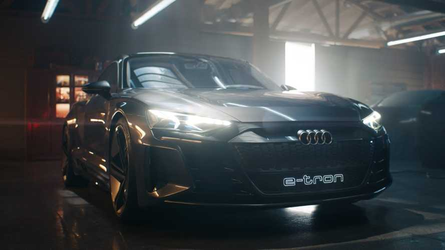 Audi E-Tron GT Super Bowl Commercial Is Dreamy: Video