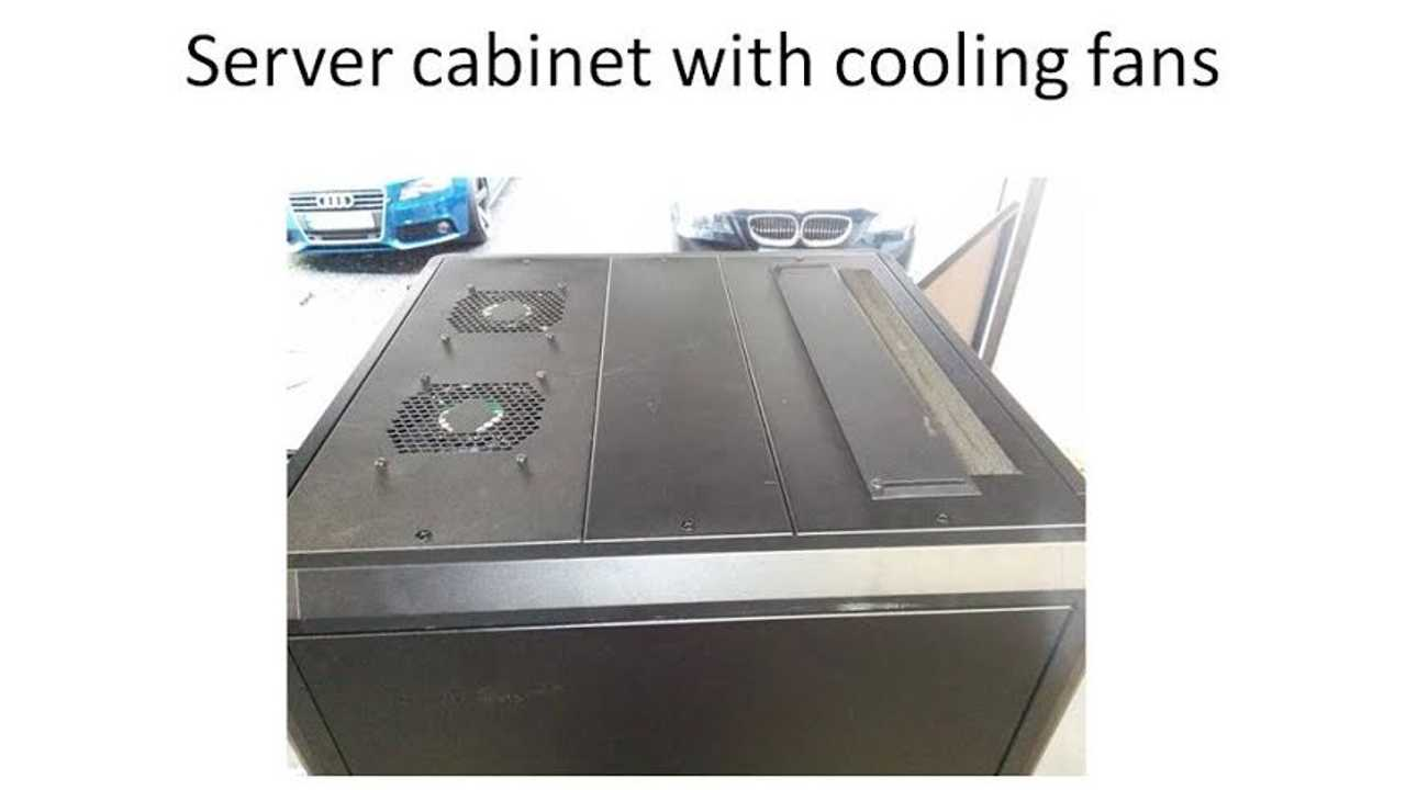 Cooling Fans Help Regulate Temperature (Fig 3)