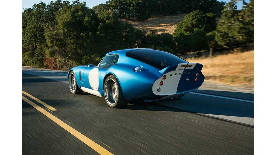 Renovo Motors Reveals World's Sexiest All-Electric Coupe