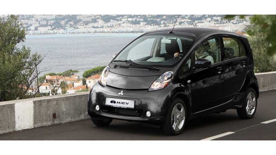 2014 Mitsubishi i-MiEV - A Bargain Basement Electric That's Actually Fun To Drive