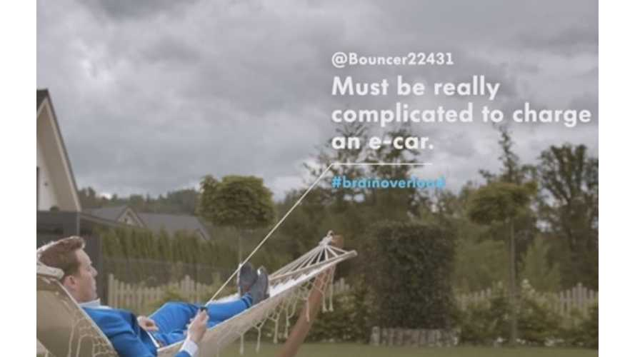 Mythbuster: Volkswagen e-Golf Complicated Commercial