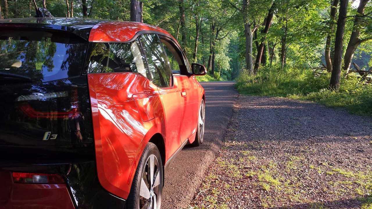 BMW i3 Sales Surpass 10,000 Worldwide