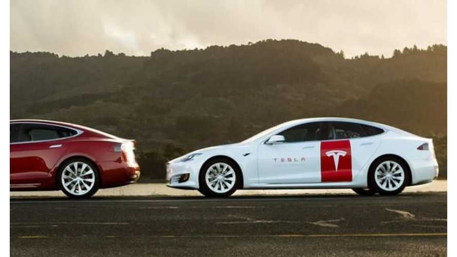 Tesla Showcases Converted Mobile Service Model S: Video