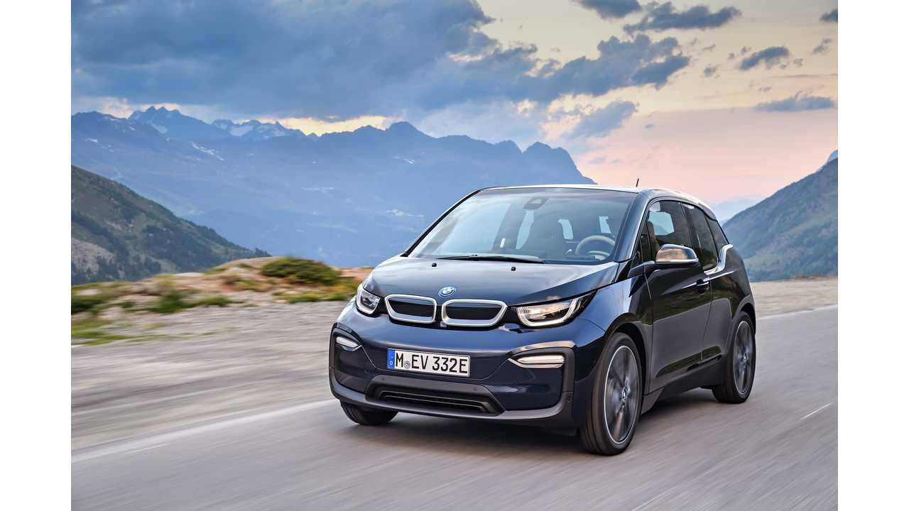 How To Lease A $51,695 BMW i3 For $112 Per Month