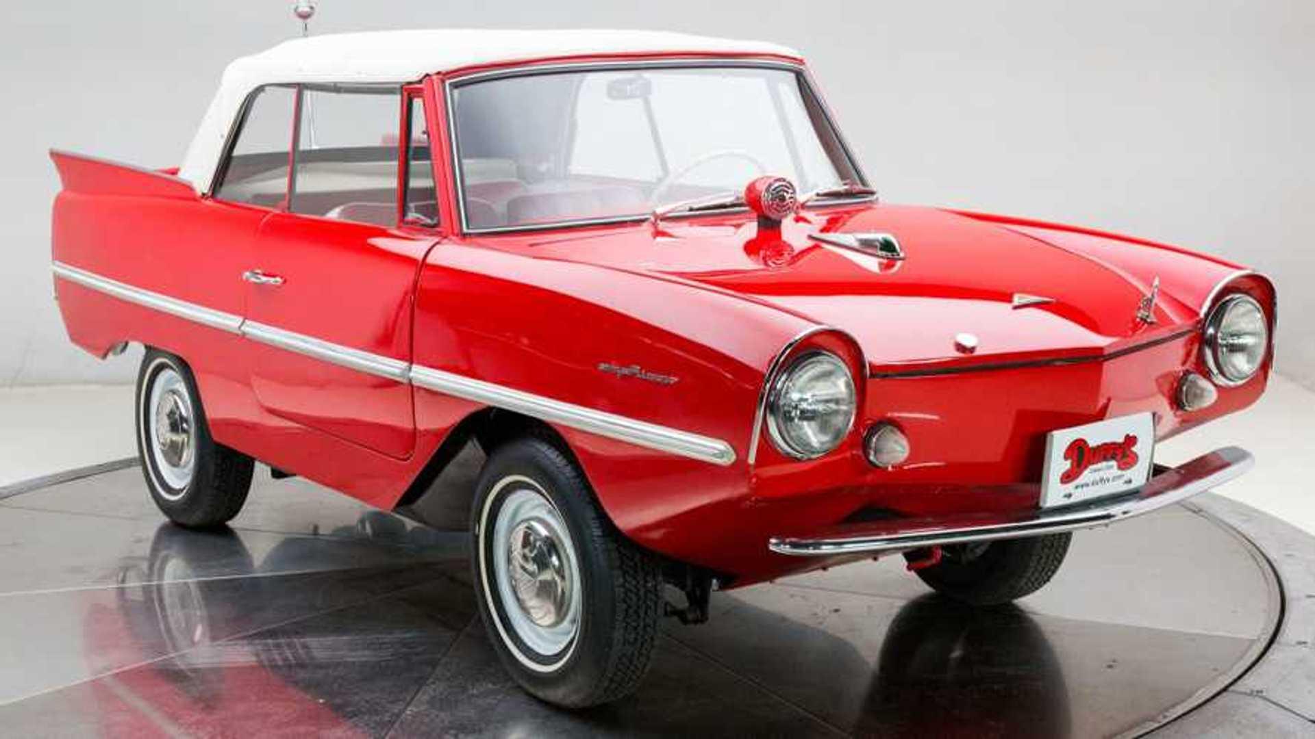 "[""1962 Amphicar 770""]"