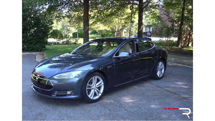 Does This Tesla Model S 70D Improve Over Time?