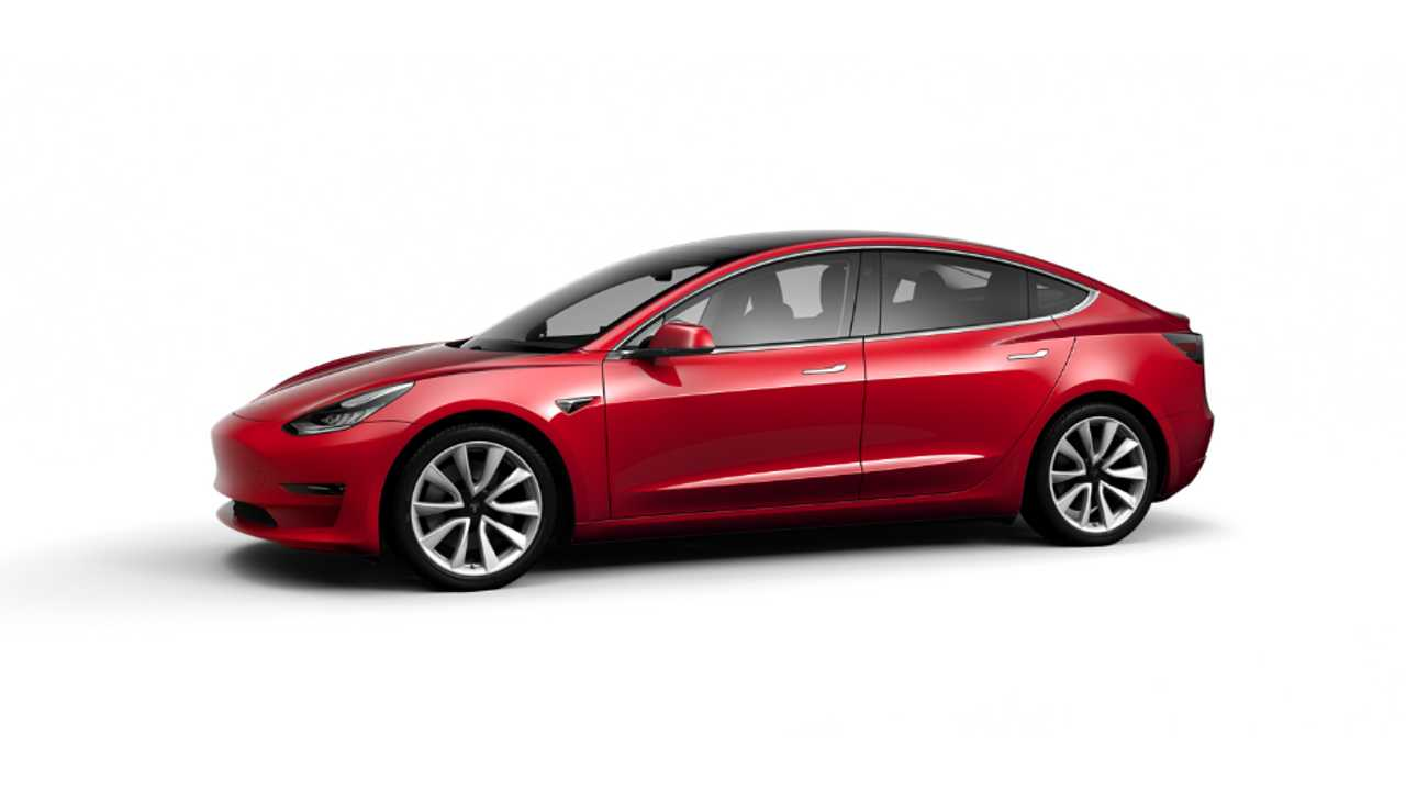 Tesla Shows Off Model 3 In Japan For First Time Ever