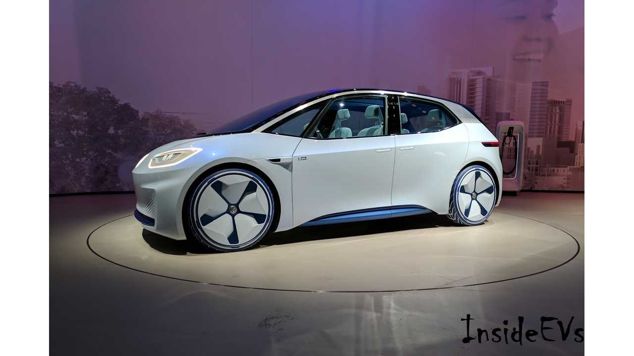 VW Turns To SK Innovation As Cell Supplier For U.S. Electric Cars