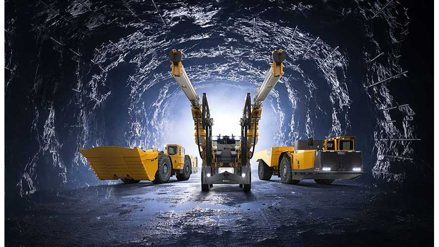 Epiroc Launches New Generation Electric Mining Vehicles