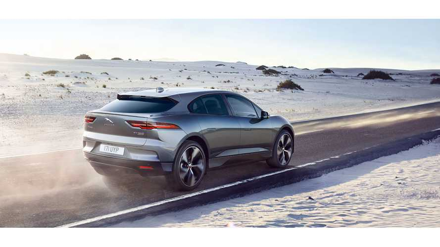 Jaguar I-Pace Sales Exceeded 1,000 In October
